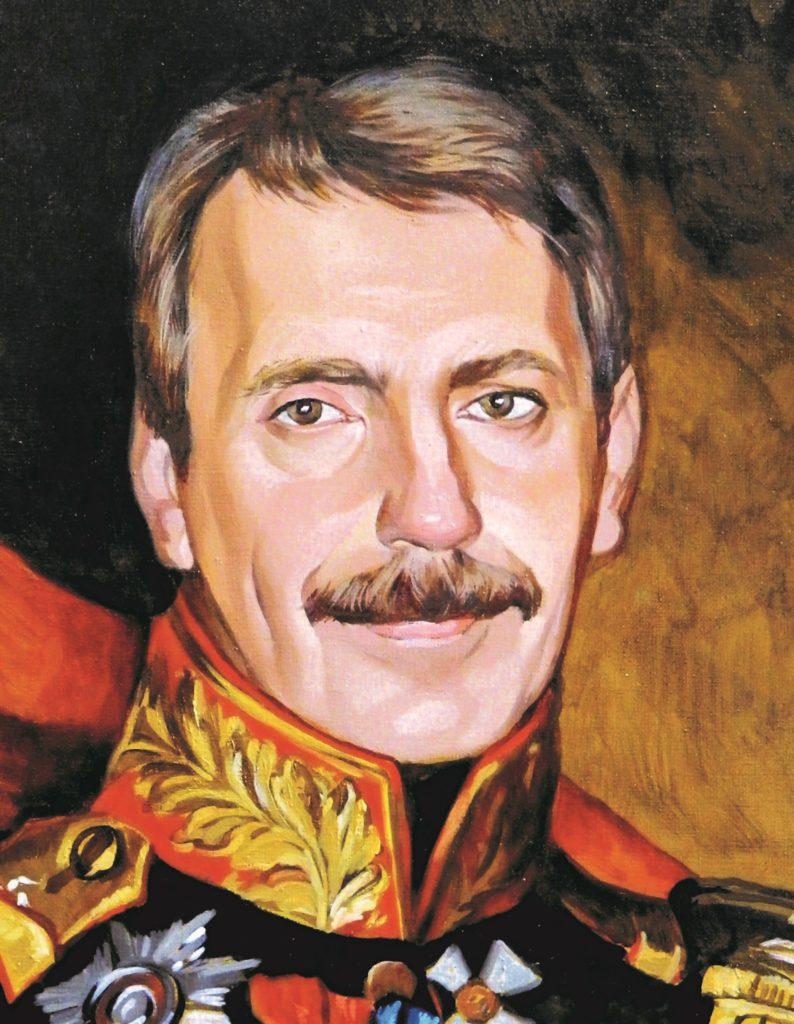 портрет маслом по фото Уфа